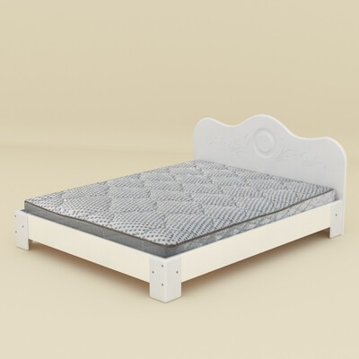 Кровать 150 МДФ Компанит