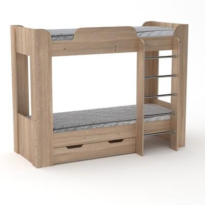 Кровать двухъярусная Твикс 2 Компанит