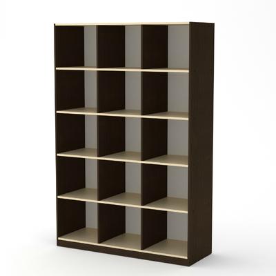 Книжный шкаф КШ-3 Компанит