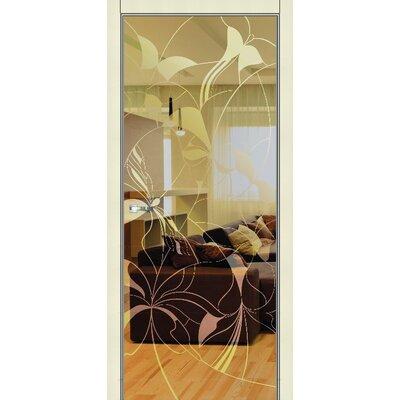 Зеркальная дверь Bronzo (зеркало бронза)