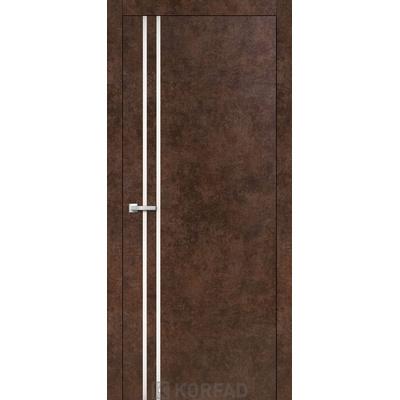 Межкомнатная дверь ALUMINIUM LOFT PLATO ALP-01