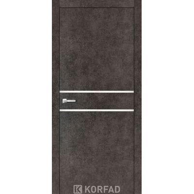 Межкомнатная дверь ALUMINIUM LOFT PLATO ALP-03