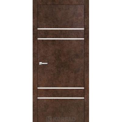 Межкомнатная дверь ALUMINIUM LOFT PLATO ALP-04