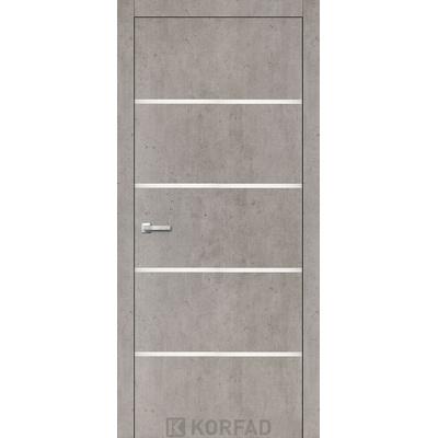 Межкомнатная дверь ALUMINIUM LOFT PLATO ALP-05 Корфад