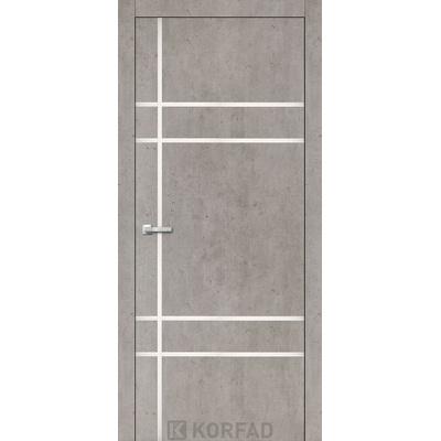 Межкомнатная дверь ALUMINIUM LOFT PLATO ALP-09