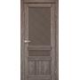 Межкомнатная дверь Classico CL-04 с бронзовым стеклом без штапика