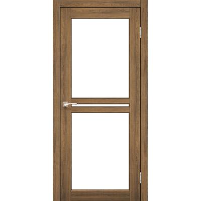 Межкомнатная дверь Milano ML-05 с белым стеклом