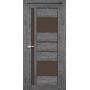 Межкомнатная дверь Venecia Deluxe VND-03 с бронзовым стеклом