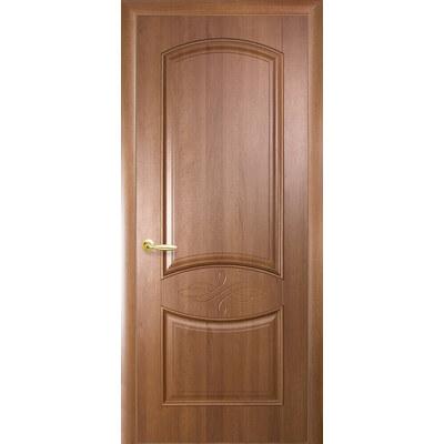 Межкомнатная дверь Донна с гравировкой ПВХ Deluxe