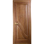 Межкомнатная дверь Амата c гравировкой  ПВХ Deluxe
