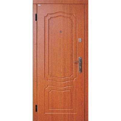 """Входная металлическая дверь """"Гранит"""" МЕТ/МДФ 232"""